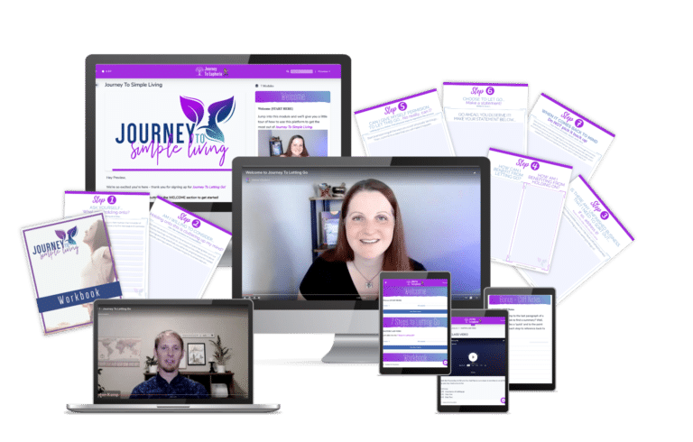 Journey To Simple Living Masterclass
