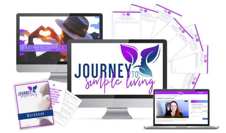 Journey To Simple Living Masterclass Preview